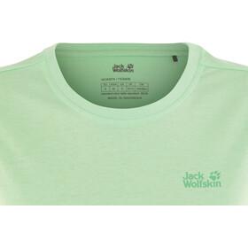 Jack Wolfskin Essential T-Shirt Women pale mint